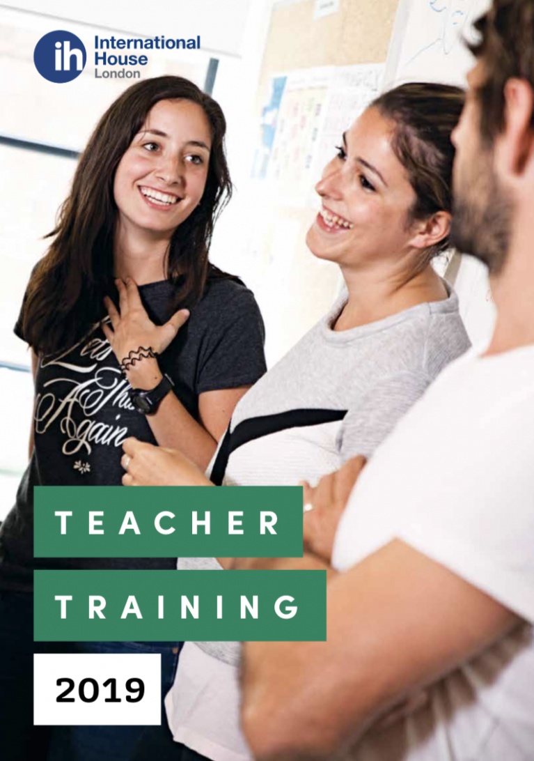 Teacher Training short courses - International House London