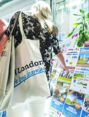 Experience London with IH London