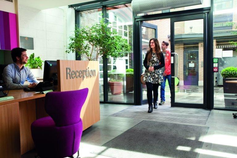 IH London language school reception