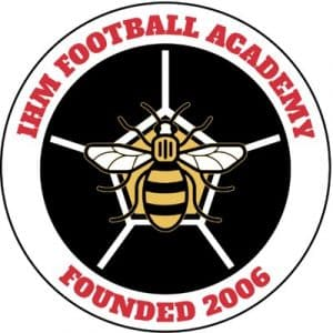 IH Football Academy Logo