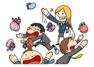 japanese language valentine's day