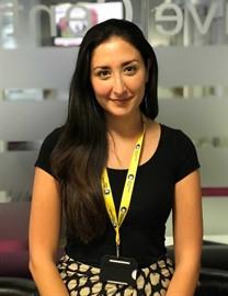 Susan Student Welfare Officer