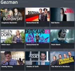 learn german in london