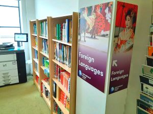 foreign languages london