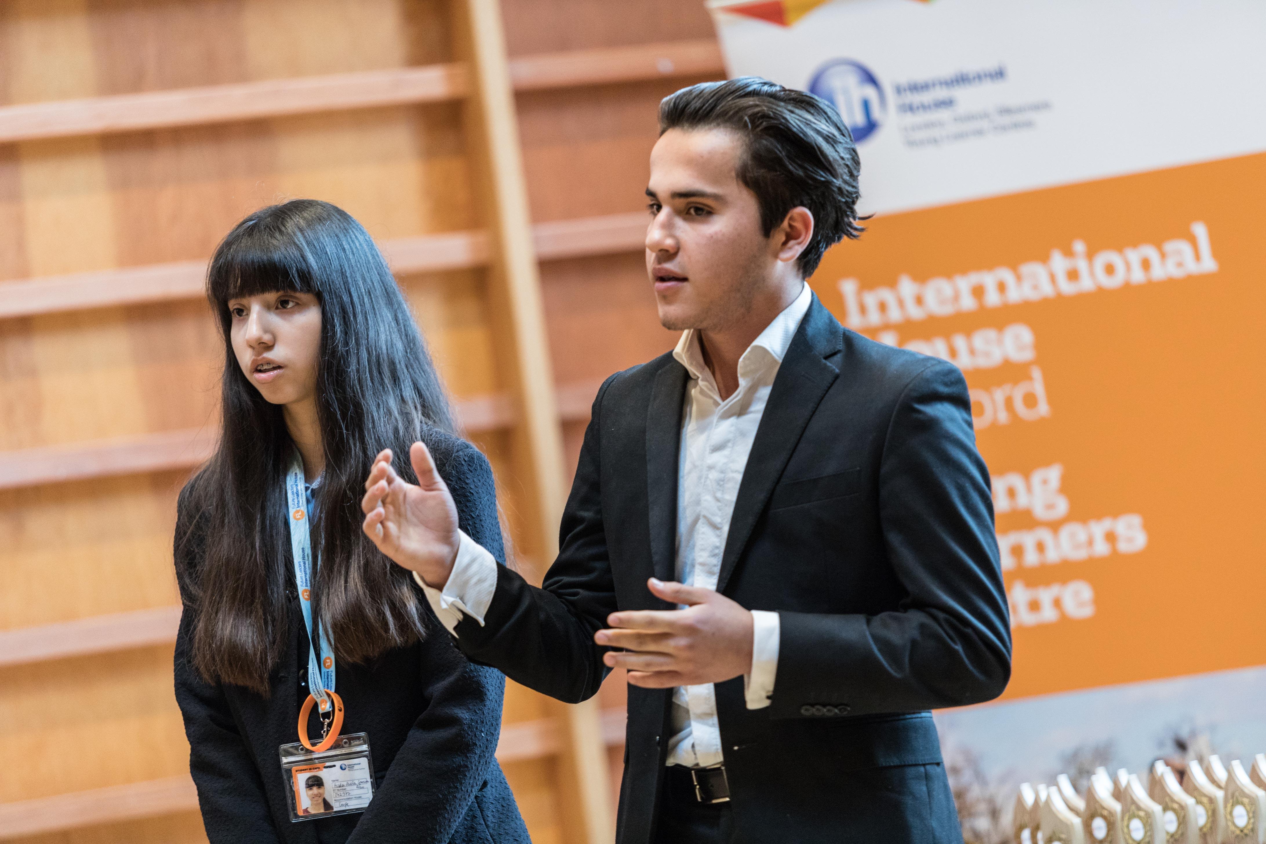 World Leaders Future Leaders UN Sustainable Development Goals
