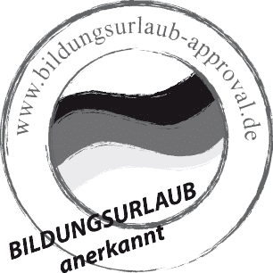 Bildungsurlaub logo accreditation ihlondon-