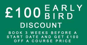 CELTA Earlybird Promotion IHLondon