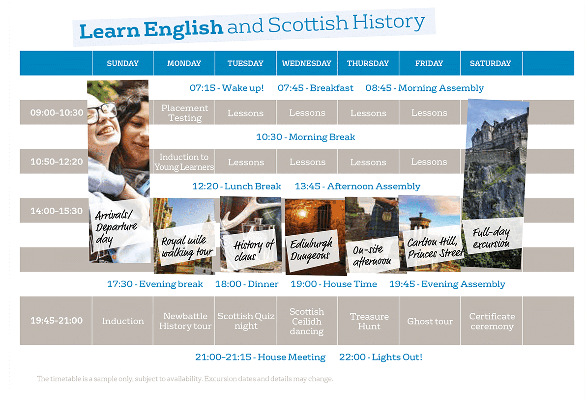 Learn English with Scottish History
