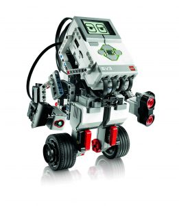 IH London Young Learner Lego Robot